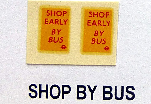 Shop By Bus