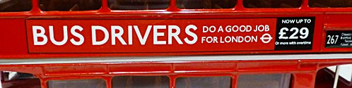 Bus Drivers £29