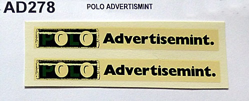 Polo  Advertisemint