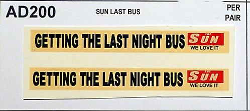The Sun Last