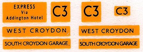 DMS Route C3