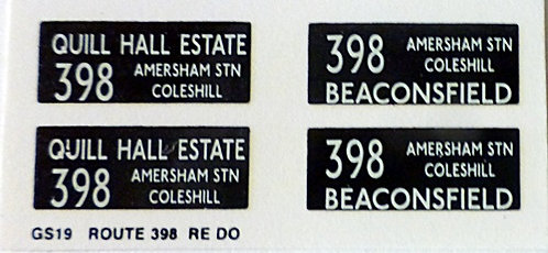 GS Route 398
