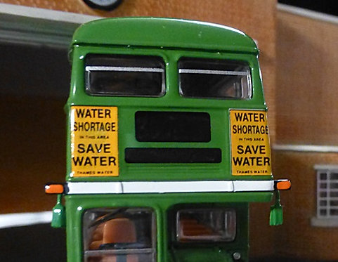 FRONT AND REARS SAVE WATER