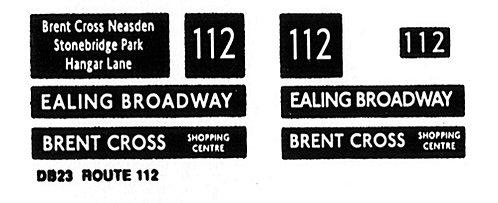 DMS Route 112