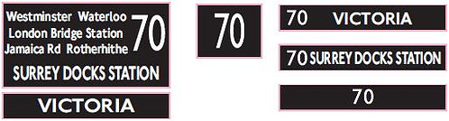 M / T Route 70