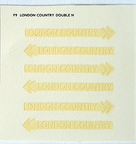 Fleet Names  London Country NBC