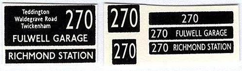 M / T Route 270