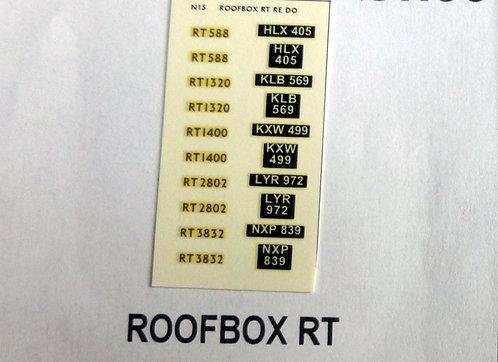 Gold RT588, RT2802, RT3832, RT1320, RT1400