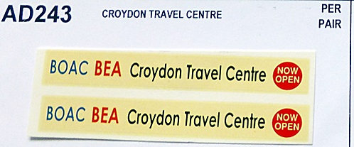 Croydon Travel Centre