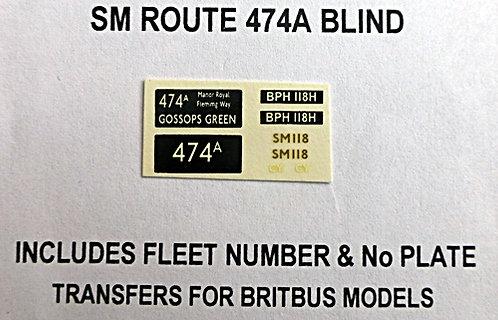 SM Route 474A (SM118)