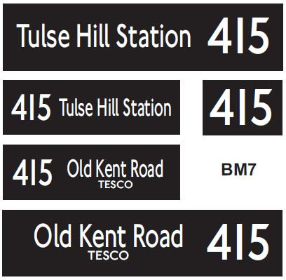 New LT (Borismaster)  Route 415