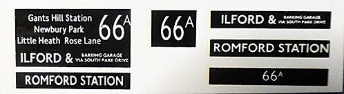M / T Route 66A