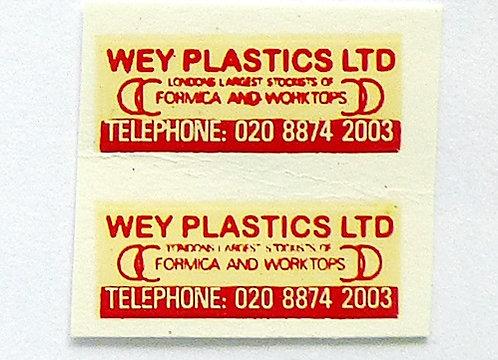 Wey Plastic Ltd