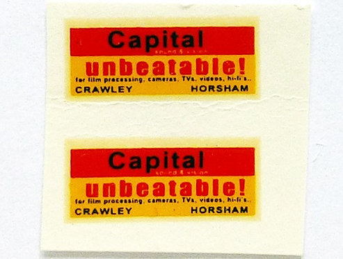 Capital Processing Crawley