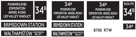 RTW Blinds Route 34B
