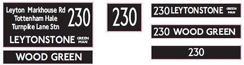 M / T Route 230