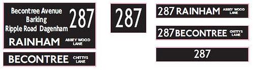 M / T Route 287