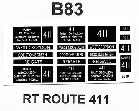 RT Route 411