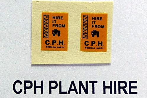 CPH Plant Hire