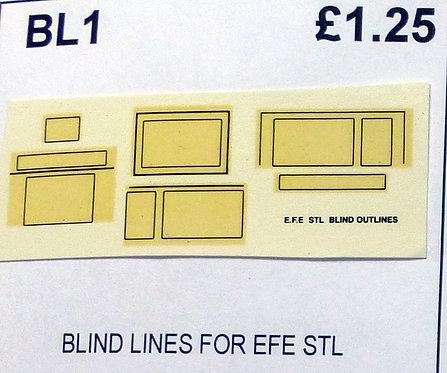 STL Blind Lining