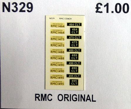 Gold RMC1464, RMC1475, RMC1488, RMC1490, RMC1495