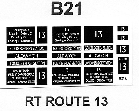 RT Route 13