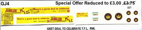 Gold Jubilee RML Set