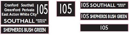 M / T Route 105
