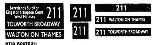 M / T Route 211