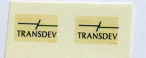 Fleet Names  Transdev