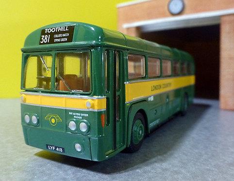 Code 3 GREEN RF ROUTE 381
