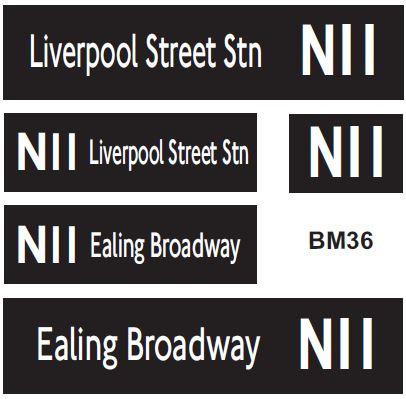 New LT (Borismaster)  Route N11