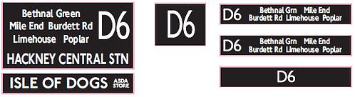 M / T Route D6