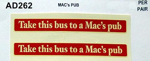 Mac's Pub
