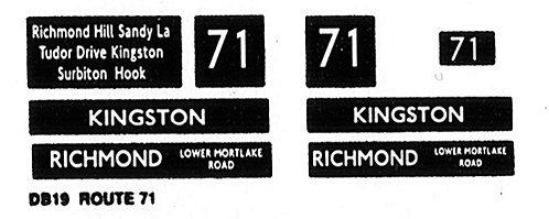 DMS Route 71