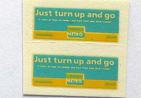 Connex Metro Just Turn Up