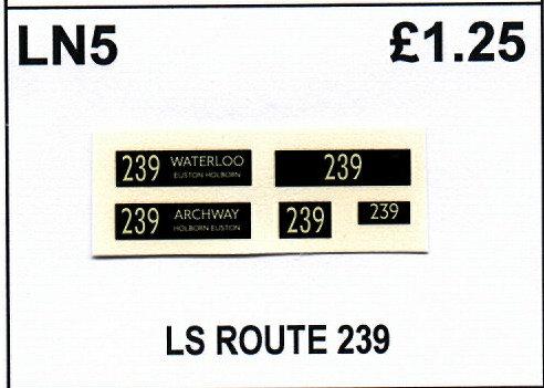 LS Route 239