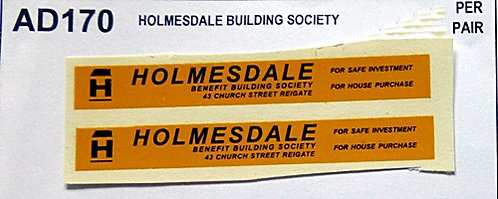 Homesdale Society