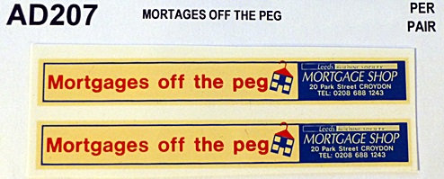 Mortgages Off The Peg  Croydon