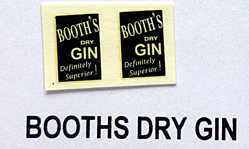 Booths Gin