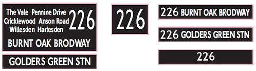 M / T Route 226
