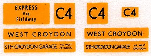 DMS Route C4
