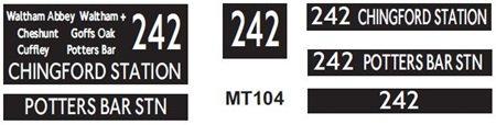 M / T   Route 242