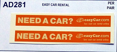 Easy Jet Car Rental