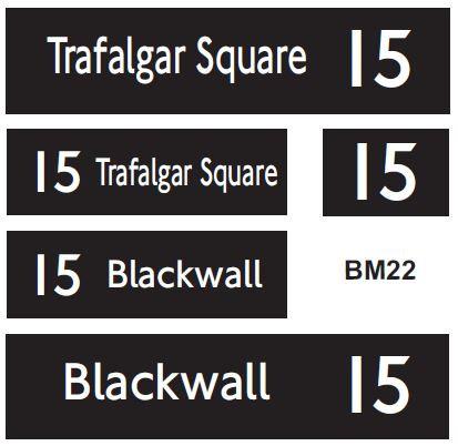 New LT (Borismaster)  Route 15