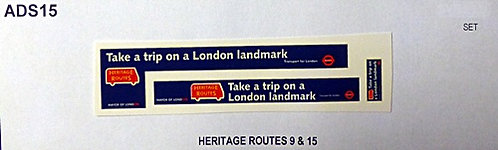 Heritage Routes