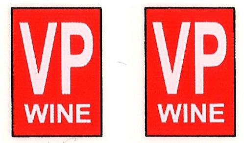 VP WINE FRONT ADVERTS