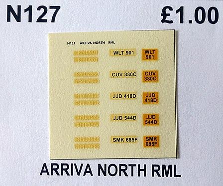 White RML901, RML2330, RML2418, RML2544, RML2685