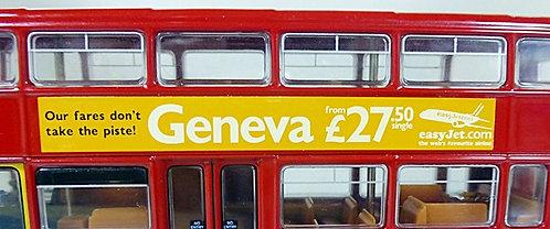Easy Jet Geneva
