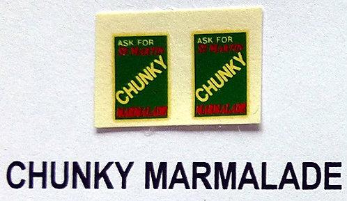 Chunky Marmalade Green